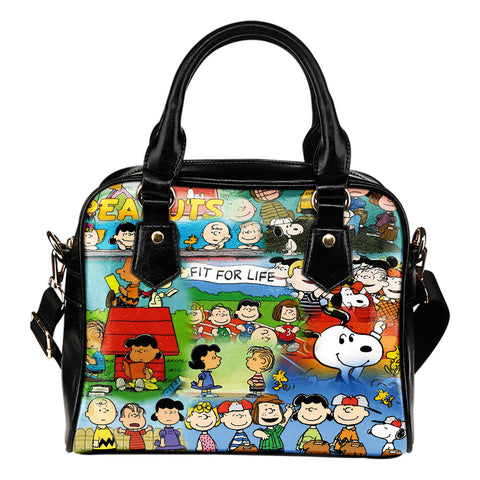 Snoopy Cute Handbag Design B