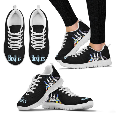 #1 Beatles Limited Edition Women Sneakers