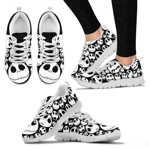 Limited Edition - Jack Skellington Sneakers