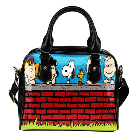 Snoopy Cute Handbag Design I