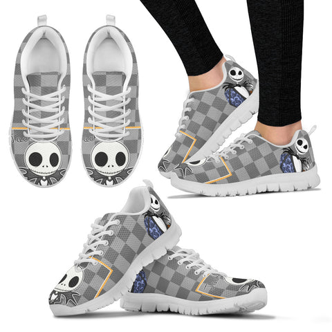 Checkered Jack Sneakers