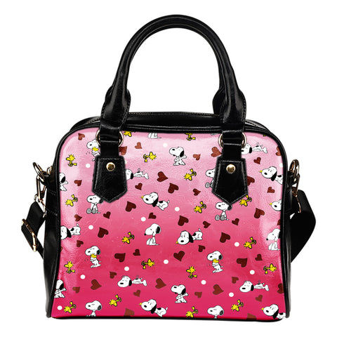Snoopy Cute Handbag Design A