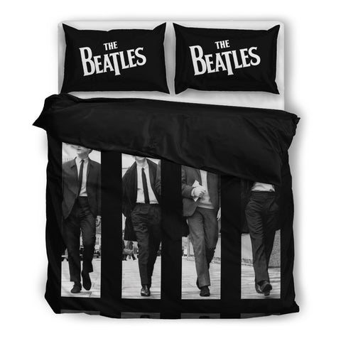 The Beatles Duvet Cover Set - 4 Man