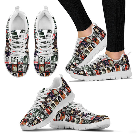 New Elvis Evolution Women Sneaker