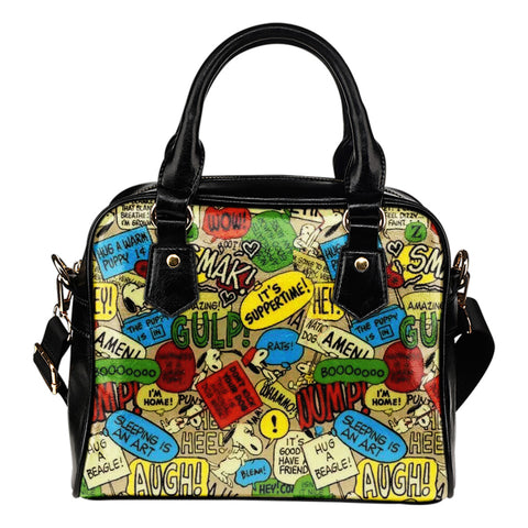 Snoopy Cute Handbag Design E