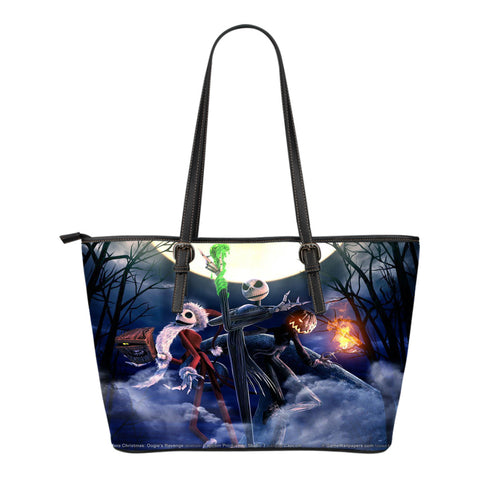 JackSkellington Tote Bag D7