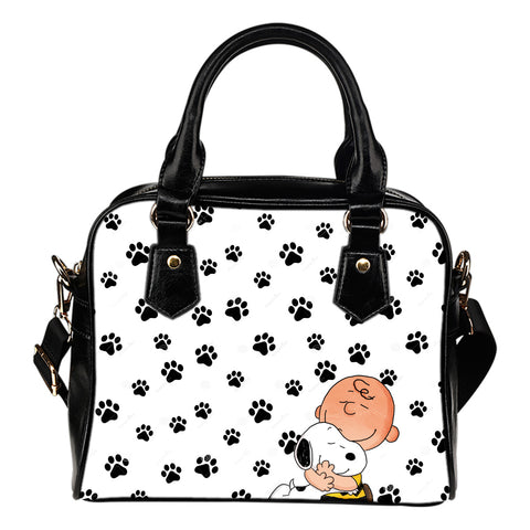 Snoopy Cute Handbag Design G
