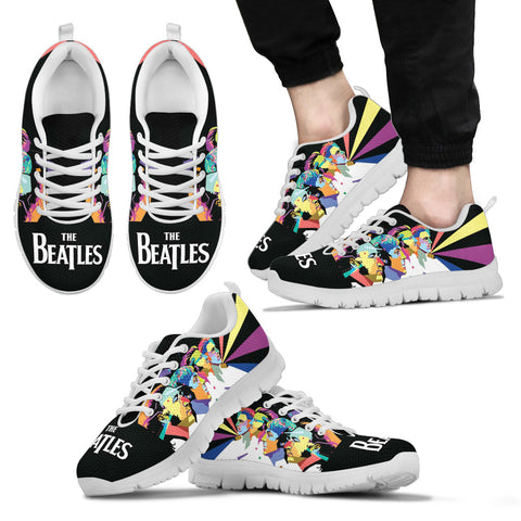 The Beatles Limited Edition Sneakers For Men D7