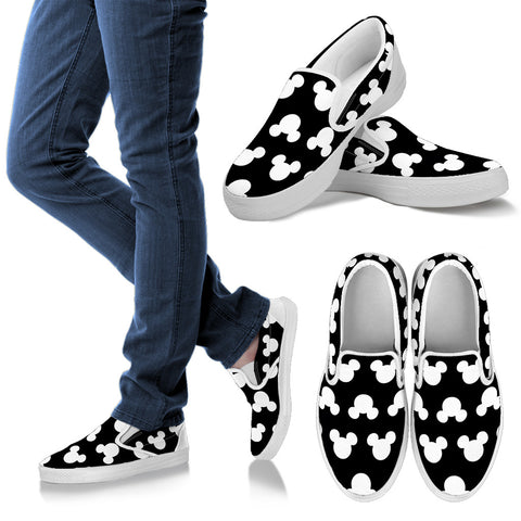 MickeyMouse Trendy Slip Ons #8