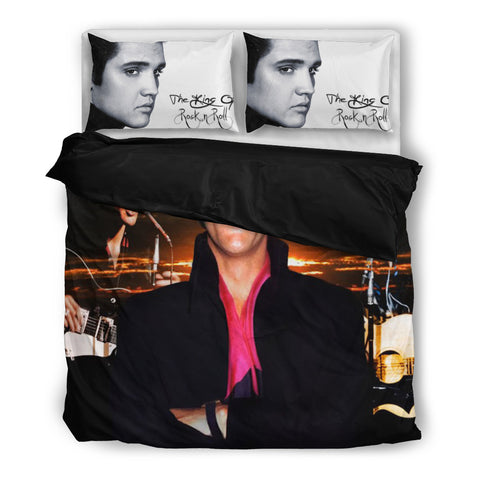 Elvis Duvet Cover Set B