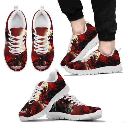 FinalFantasy Men Sneakers DesignC