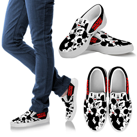 MickeyMouse Trendy Slip Ons #12