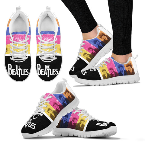 #4 Beatles Fangirl Sneakers