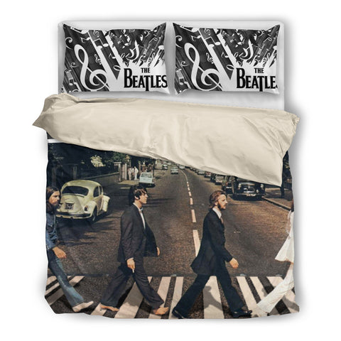 The Beatles Abbey Road Duvet Cover Set