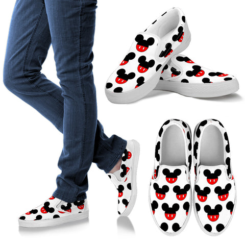 MickeyMouse Trendy Slip Ons #5