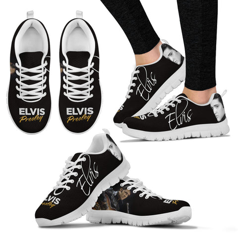 Elvis Presley Women Sneakers D1