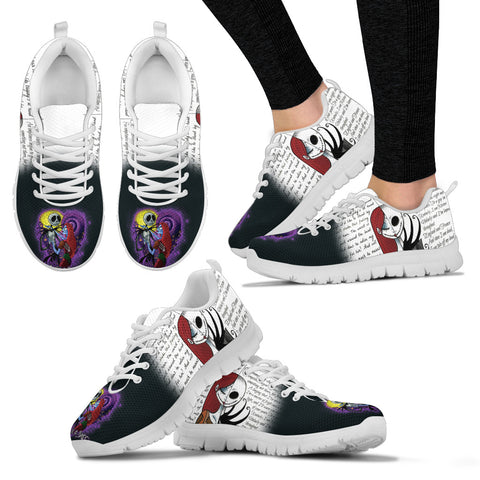 Jack&Sally OneTrueLove Sneakers