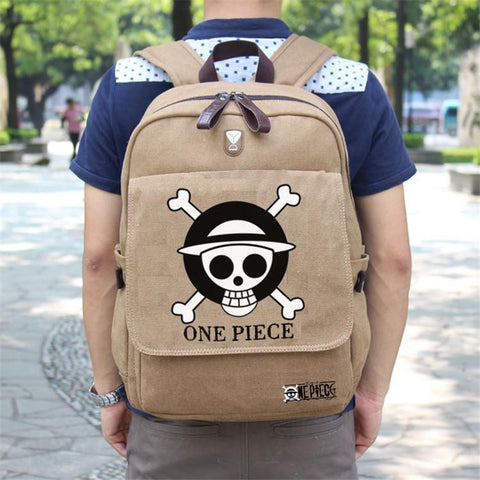 2017 One Piece Backpack