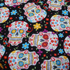 3D Skull Duvet Cover Set B