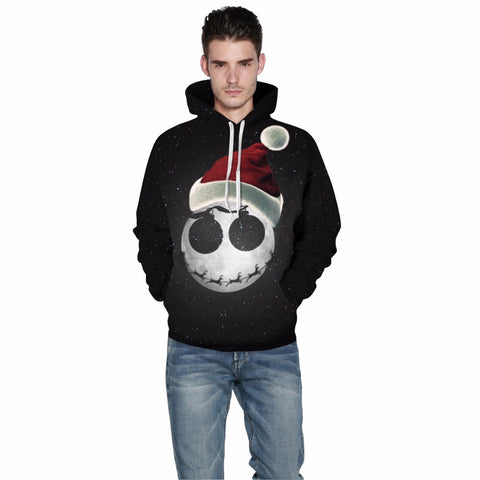 Jack Skellington Limited Edition Hoodie Design V