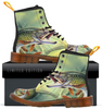 Fishing Lovers Canvas Boots For Men F