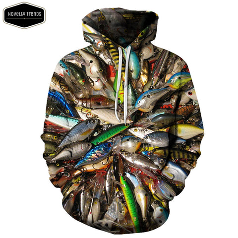 Fishing Lovers Unisex Hoodie J
