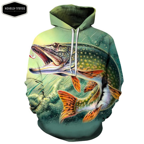 Fishing Lovers Unisex Hoodie A