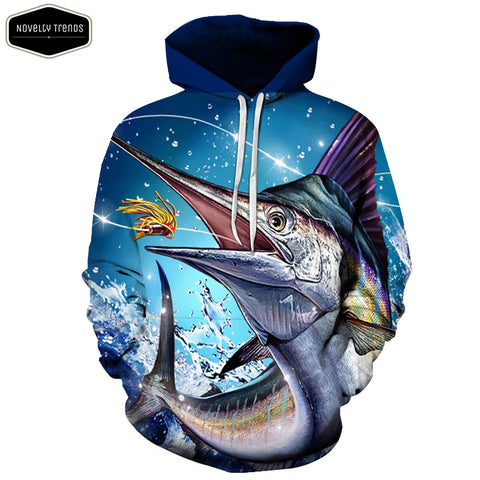 Fishing Lovers Unisex Hoodie T