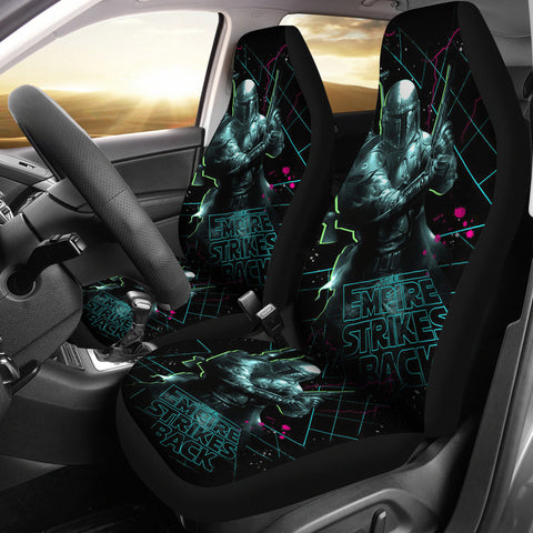 Star Wars Car Seat Cover V