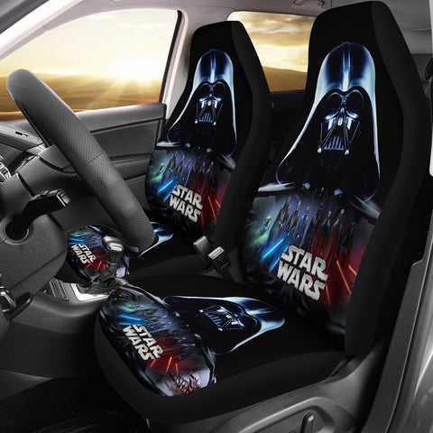 Star Wars Car Seat Cover W