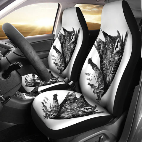 Batman Car Seat Cover E