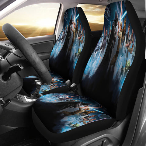 Star Wars Seat Cover E