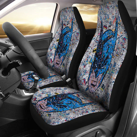 Batman Car Seat Cover D