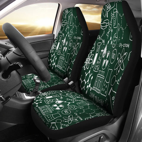 Chemistry Car Seat Cover A