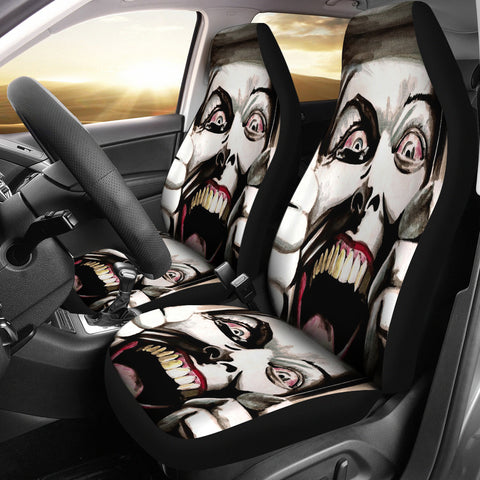 Batman Car Seat Cover H