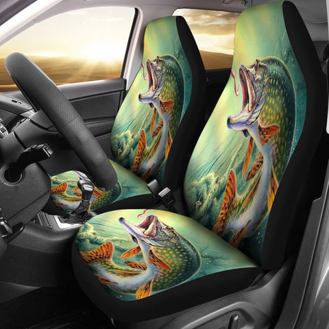 Fishing Seat Cover 4