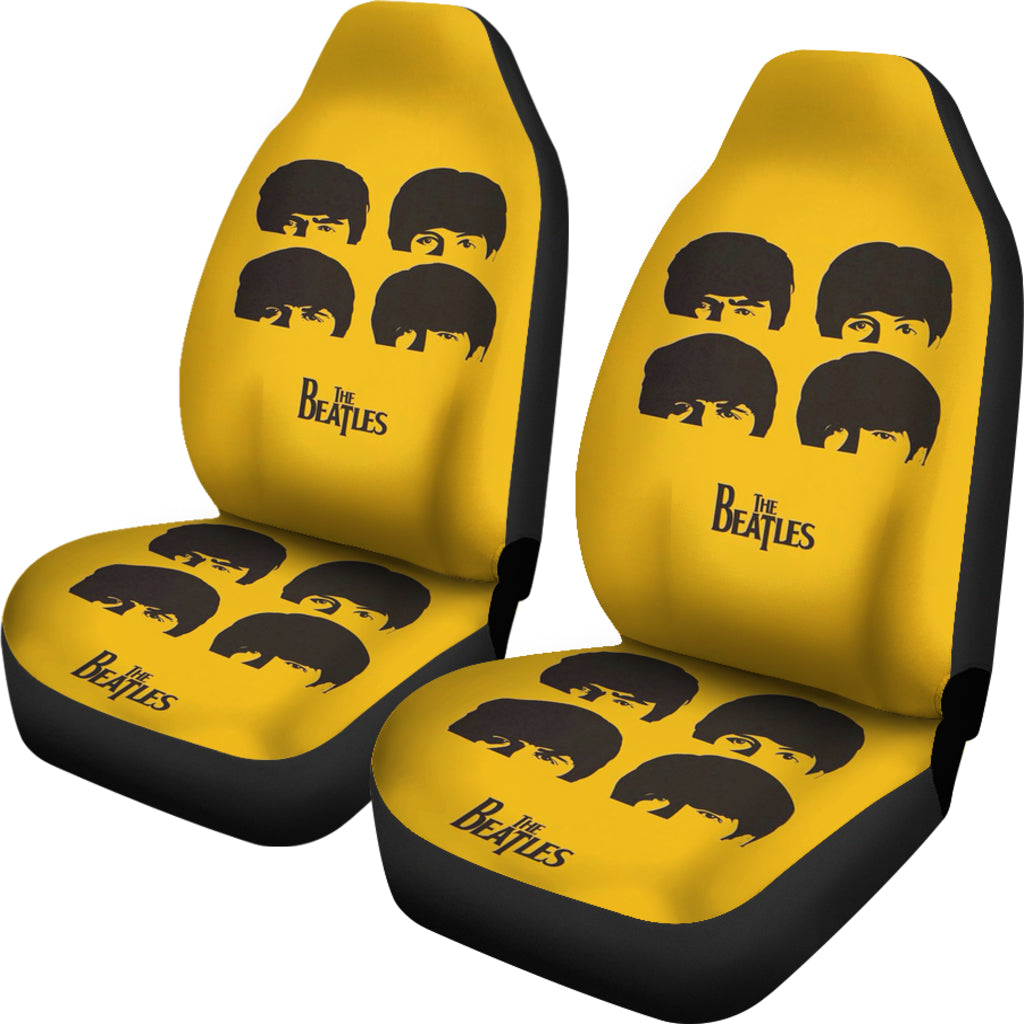 The Beatles Car Seat Cover D