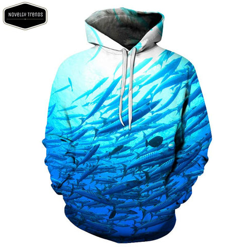 Fishing Lovers Unisex Hoodie A1
