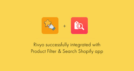 Integration with Product Filter & Search