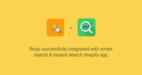integration with Smart Search & Instant Search