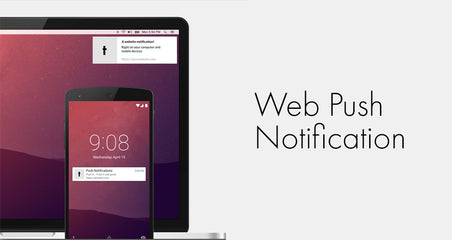 What is web push notification?