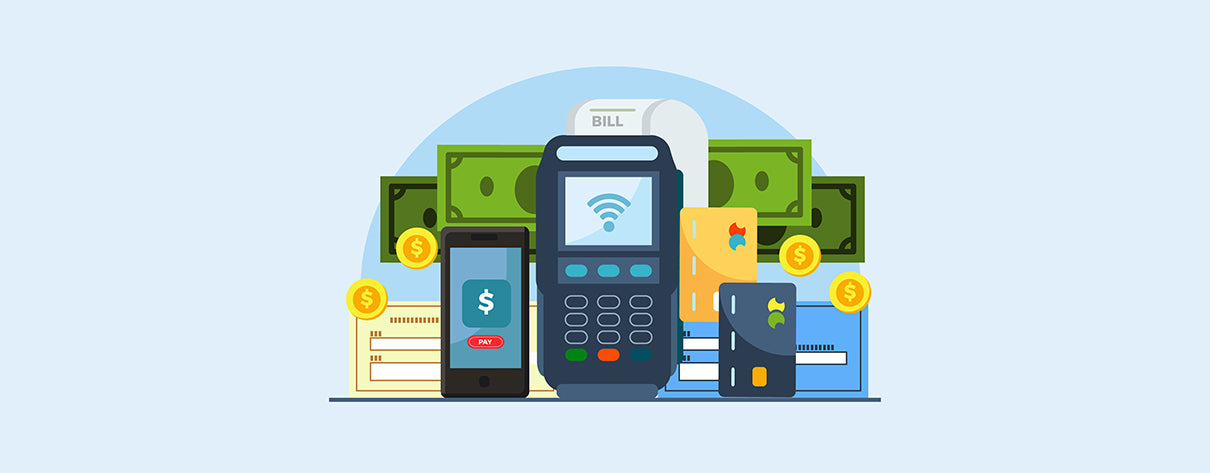 Render various Payment Options and Decrease buying procedure