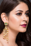 Gold Plated Fashion Jhumki For Women