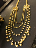 Kundan bridal necklace set