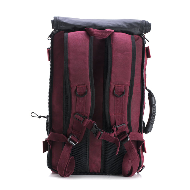 SOVRN Republic 30L SOVRN Drifter Backpack - Burgundy