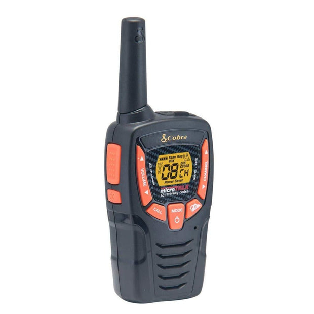 Cobra CXT385 23-Mile Two-Way Radio Walkie Talkies