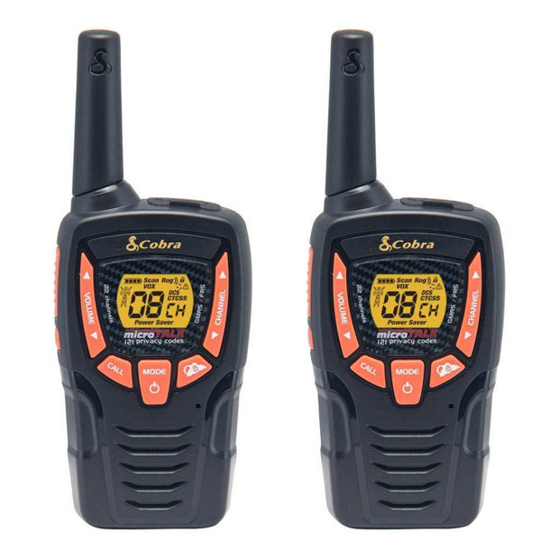 Cobra ACXT390 23-Mile Two-Way Radio Walkie Talkie