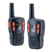 Cobra CX190-6 16-Mile GMRS/FRS Two-Way Radio Walkie Talkie 6-Pack