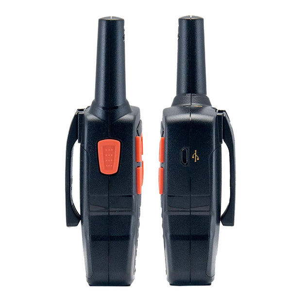 Cobra CX190-4 16-Mile GMRS/FRS Two-Way Radio Walkie Talkie 4-Pack