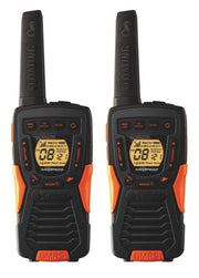 Cobra ACXT1035R FLT 37-Mile Floating Two-Way Radio/Walkie Talkie Red